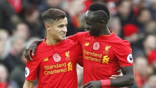Firmino: Liverpool teammates Coutinho, Mane are 'exceptional, unique'