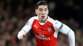 Juventus determined to sign Arsenal fullback Hector Bellerin