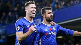 Chelsea striker Diego Costa explains mystery behind goal celebration