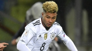 Borussia Dortmund, Hoffenheim interest for former Arsenal youngster Gnabry