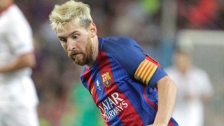 Lionel Messi happy with new Barcelona contract offer