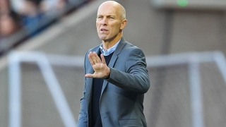 Swansea boss Bradley discusses signing son Michael