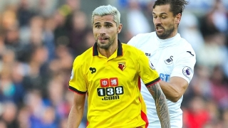 ​Behrami tells Watford he wants Switzerland return