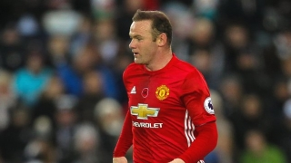 ​Rooney and Martial out of Man Utd squad for Rostov clash