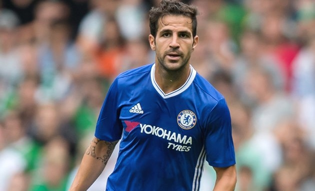 Man Utd will challenge AC Milan with sensational Cesc bid