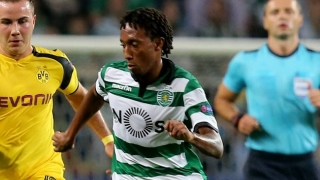 Arsenal face having to pay fee for Sporting CP winger Gelson Martins