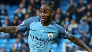 Man City winger Sterling fit for Arsenal showdown