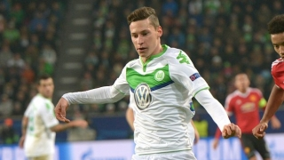 Arsenal target Draxler stands by Wolfsburg exit claims