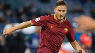 Dzeko full of praise for Roma 'legend' Totti