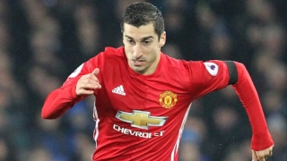 Man Utd midfielder Henrikh Mkhitaryan: I'm over injury strain