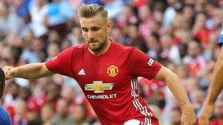 Luke Shaw prepared to slap in Man Utd transfer request