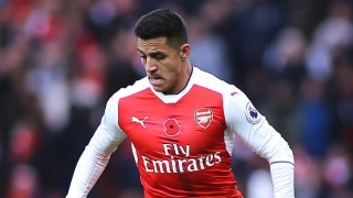 ​Conte refuses to deny Chelsea interest in Arsenal forward Sanchez