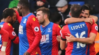 ​Crystal Palace midfielder Milivojevic thanks fans for support