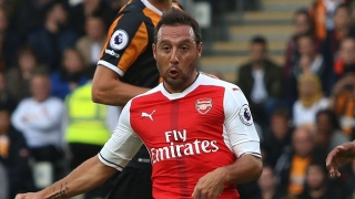 WATCH! Villarreal unveil ex-Arsenal midfielder Cazorla in bizarre fashion