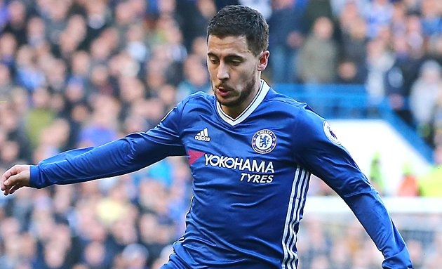 Real Madrid must better Pogba fee to land Chelsea star Hazard