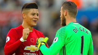 Man Utd boss Mourinho: De Gea never had to make a save