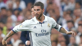 Real Madrid captain Ramos still bristling over red card: Look to English football