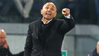 Roma coach Luciano Spalletti wanted by Arsenal