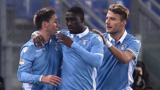 Lazio defender Jordan Lukaku interesting Leicester