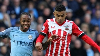 Southampton midfielder Boufal happy with Marseille rumours