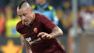 Roma midfielder Nainggolan not giving up on Belgium recall