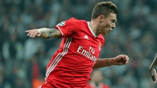 Benfica defender Victor Lindelof staying calm over Man Utd interest
