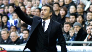 Barcelona coach Luis Enrique mocks Malaga boss Michel over Real Madrid ties