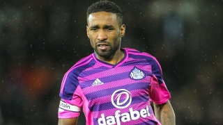 Sunderland striker Defoe admits: 'It's good to be back'