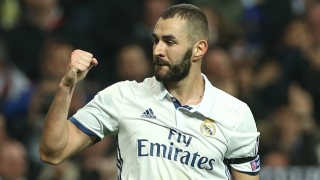 Arsenal encouraged to try again for Real Madrid striker Karim Benzema