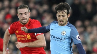 Fears Man City midfielder David Silva out of Man Utd clash