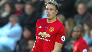 SHOCKER: Jones could miss busy April after clash with Man Utd mate Smalling