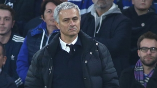 Mourinho admits hopes for long-term Man Utd future