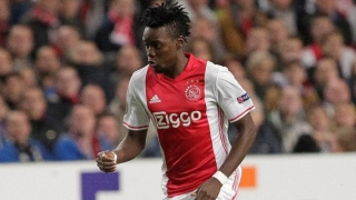 Ajax striker Traore always grateful to Man Utd boss Mourinho