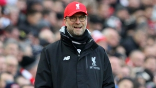 Liverpool boss Klopp laughs off talk of working in Serie A