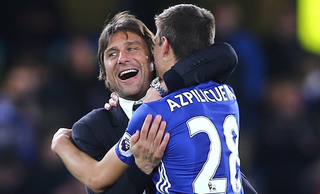 ​Conte admits that staying long term at Chelsea difficult