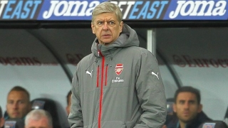 ​Arsenal boss Wenger delighted with attacking depth