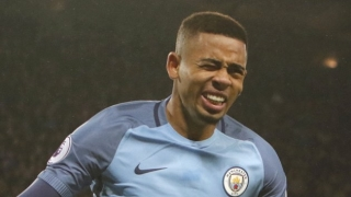 Crocked Man City striker Gabriel Jesus begins recovery