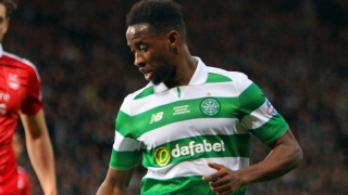 Real Madrid, Man City scouts see Dembele score for Celtic
