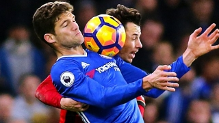 Chelsea hero Ruud Gullit: Marcos Alonso not up to standard