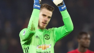 David de Gea now ready to stick with Man Utd