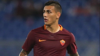 Roma midfielder Leandro Paredes: Juventus tried to sign me - twice