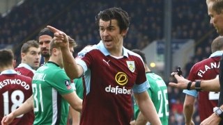 Burnley boss Dyche backing Barton for Fleetwood success