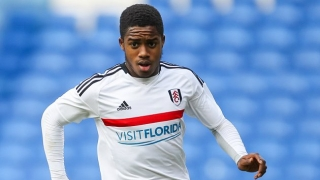 England U21 coach Boothroyd: No reason to rush Sessegnon