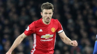 ​Veteran Carrick relaxed over lack of Man Utd playing time