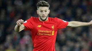 ​Liverpool to ease Lallana back into first team action