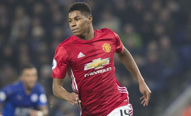 Real Madrid keep tabs on Man Utd striker Marcus Rashford