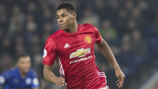 Ex-Arsenal striker praises Man Utd boss Mourinho over Rashford management