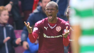 Alexander leaves Palace for Hearts post