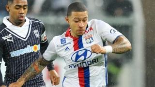 Lyon coach Genesio dumps ex-Man Utd winger Depay from squad