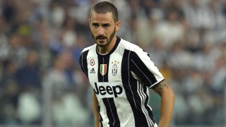 Juventus defender Leonardo Bonucci enjoyed his Genoa goal